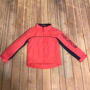 { Nautica } 4T rain jacket